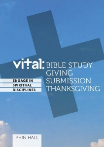 Book 2 - Bible Study, Giving, Submission, Thanksgiving