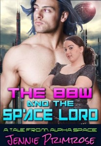 The BBW and the Space Lord Cover